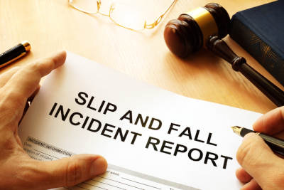 Farrington Law Wilbraham Law Office - Personal Injury Law - Slip and Falls
